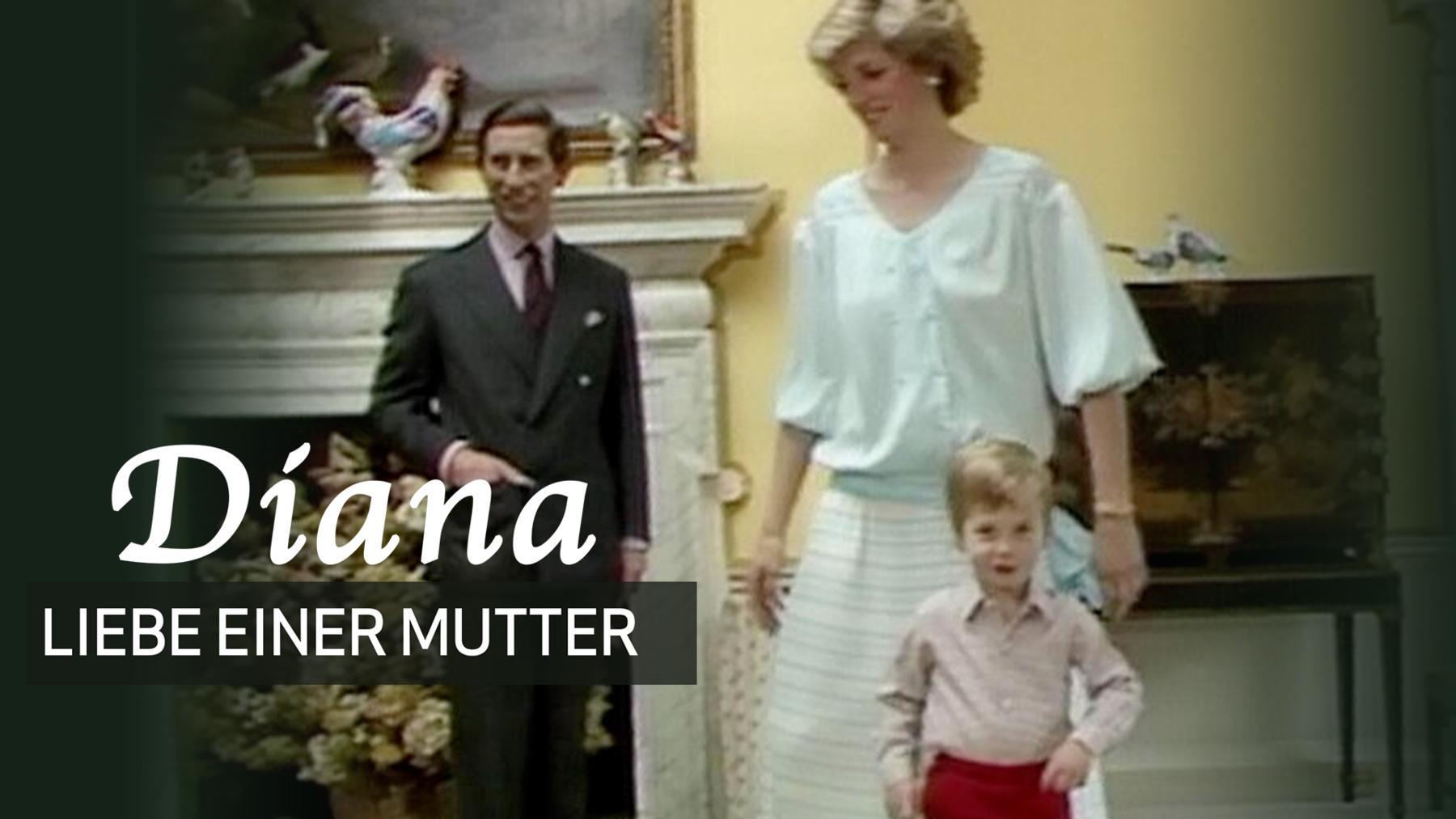 Diana - Die Liebe einer Mutter