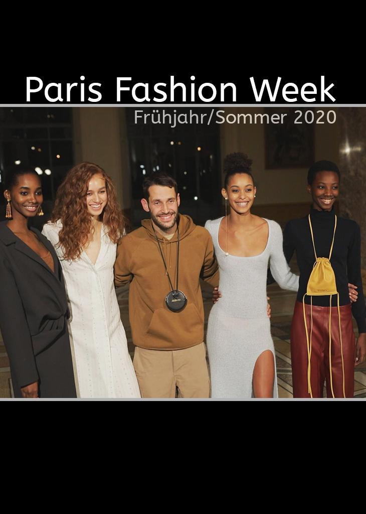 Paris Fashion Week - Frühjahr/Sommer 2020