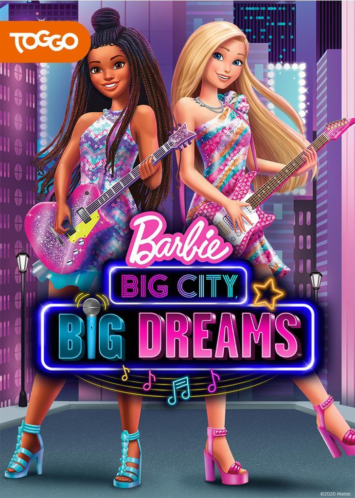 Barbie - Bühne frei für große Träume