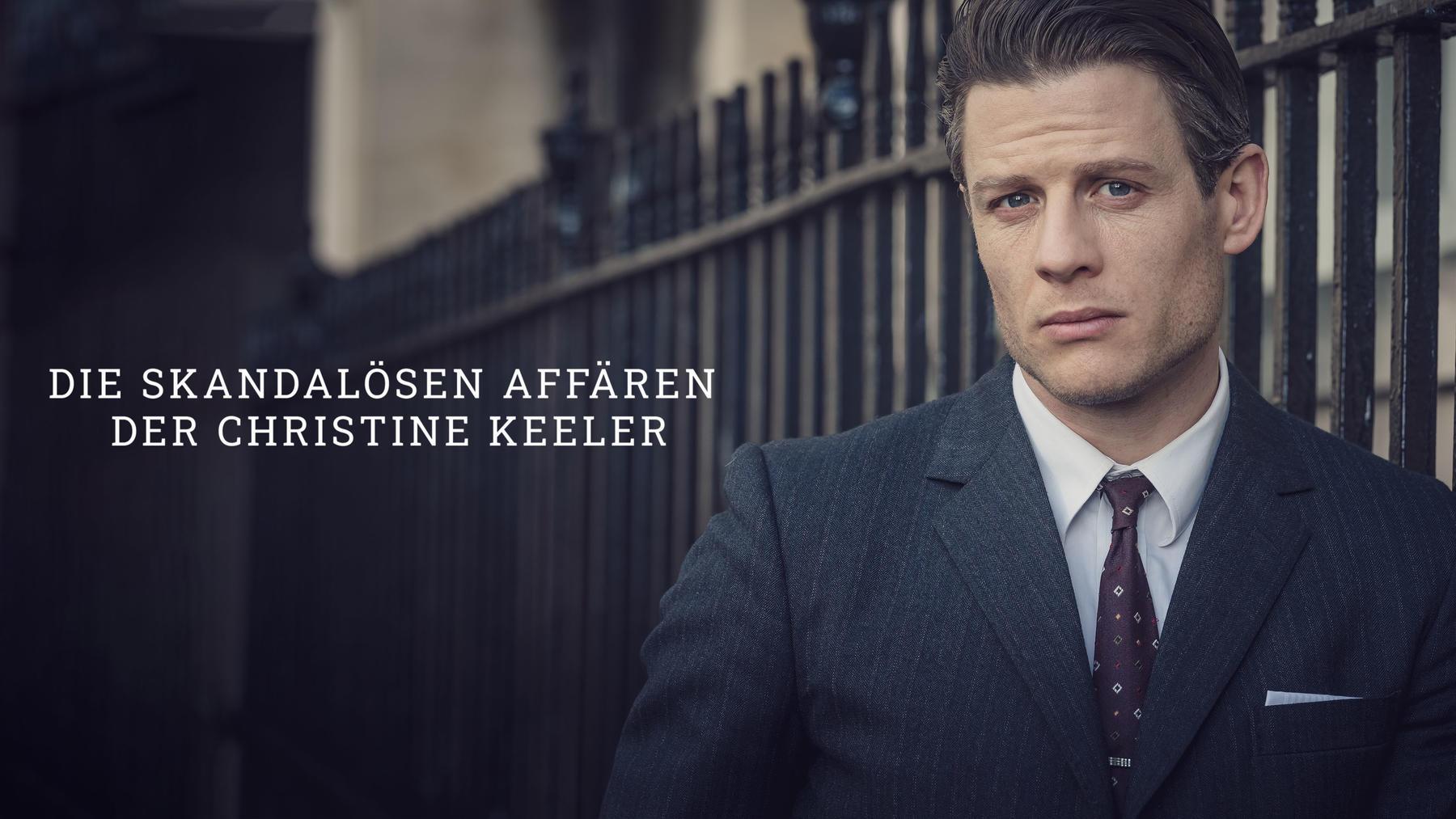 Die skandalösen Affären der Christine Keeler