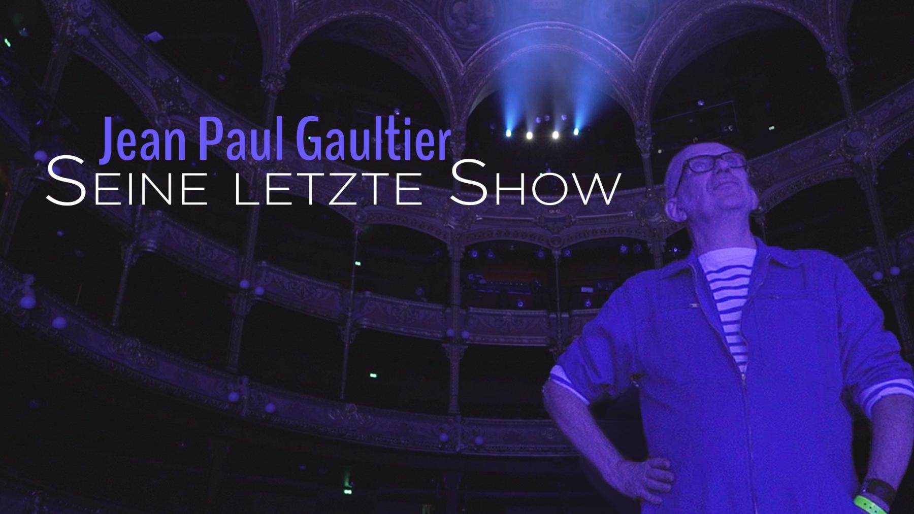 Jean Paul Gaultier: Seine letzte Show