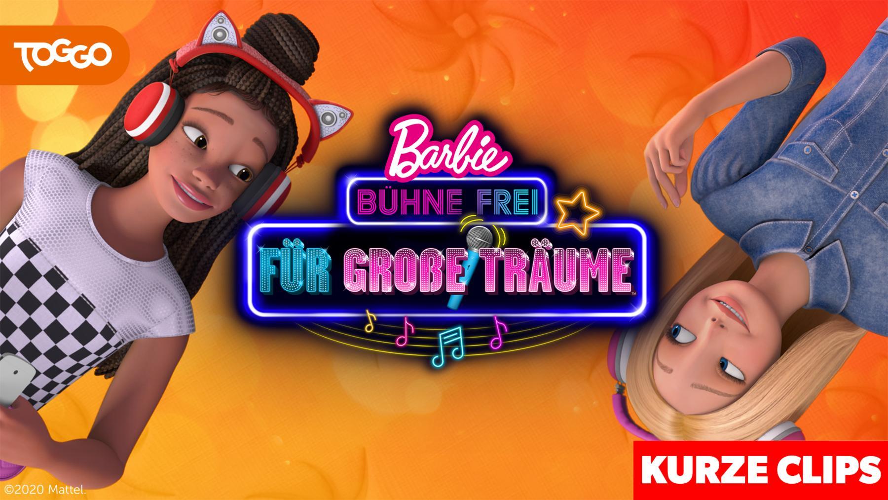 Barbie - Bühne frei für große Träume - Musikclips