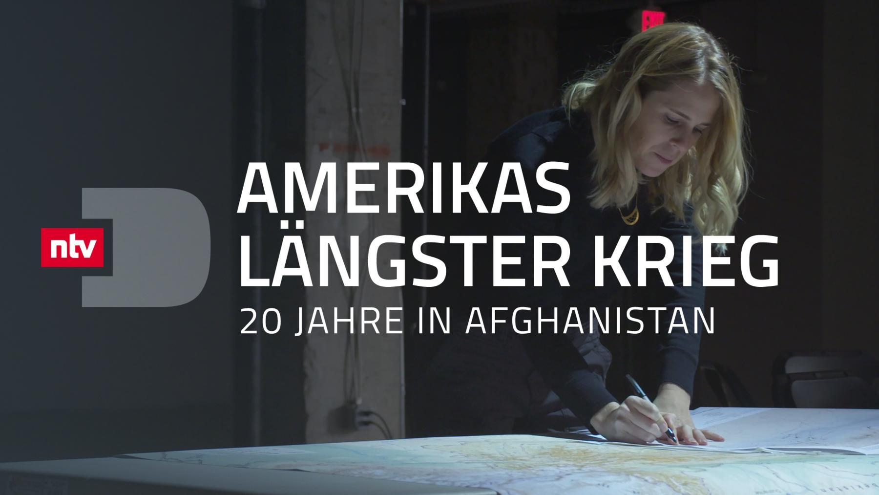 Amerikas längster Krieg - 20 Jahre in Afghanistan