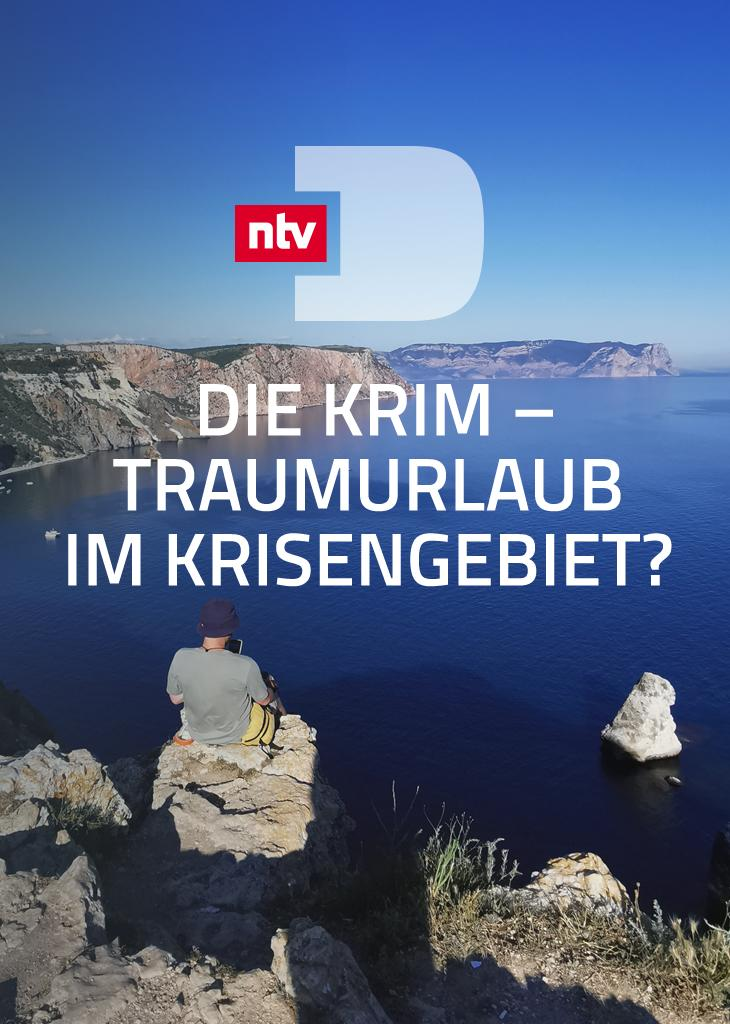 Die Krim - Traumurlaub im Krisengebiet?