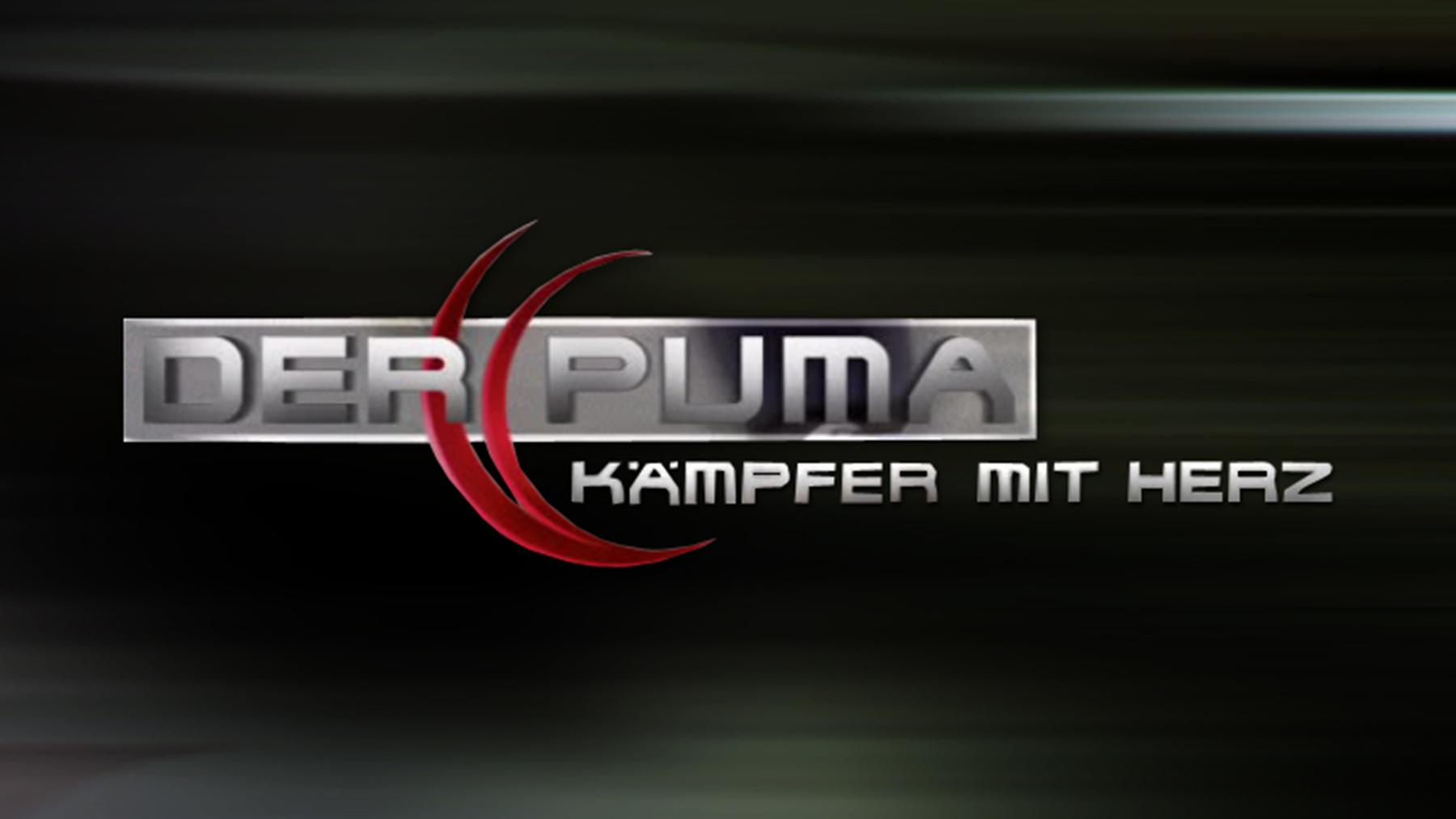 Der Puma - Kämpfer mit Herz