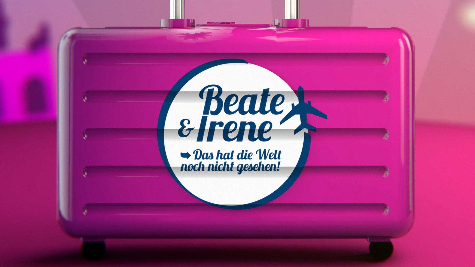 Beate & Irene - Das hat die Welt noch nicht gesehn