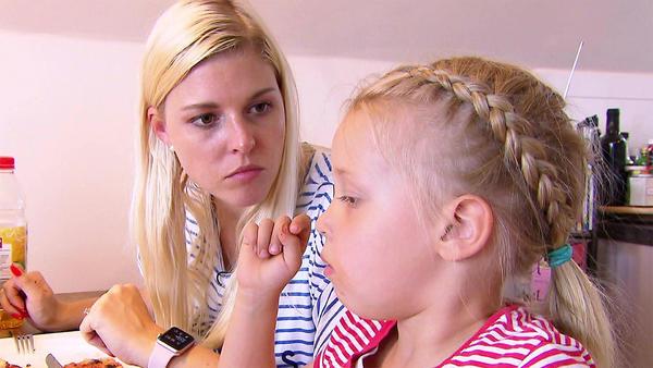Kateryna vs. Mandy