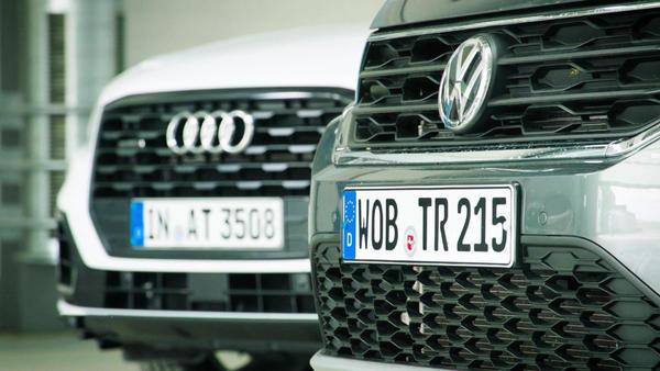 Thema u.a.: Vergleichstest: VW T-Roc vs. Opel Grandland X vs. Audi Q2