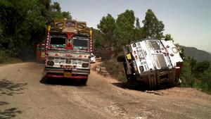 Thema u.a.: Die gefährlichsten Straßen der Welt