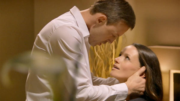 Jenny verführt David