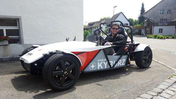 Det sucht Kombi | Soko Autoposer | Fiat 500 | Pikes Peak Rennen | Elektro-Funmobile