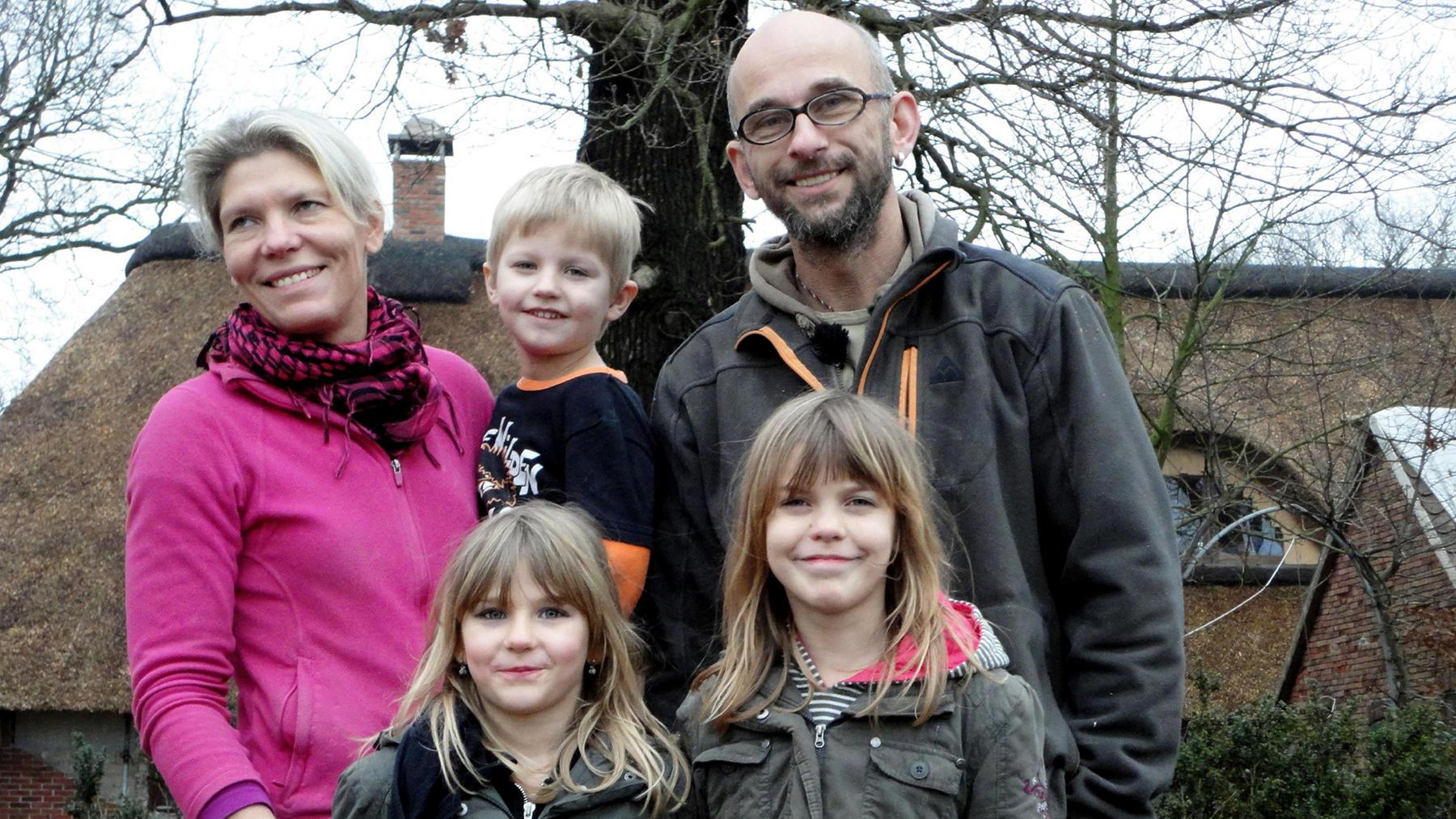 Familie Terhaag und Fischer: Weihnachtsgeschenk