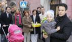Till feiert als Aussenseiter das Osterfest