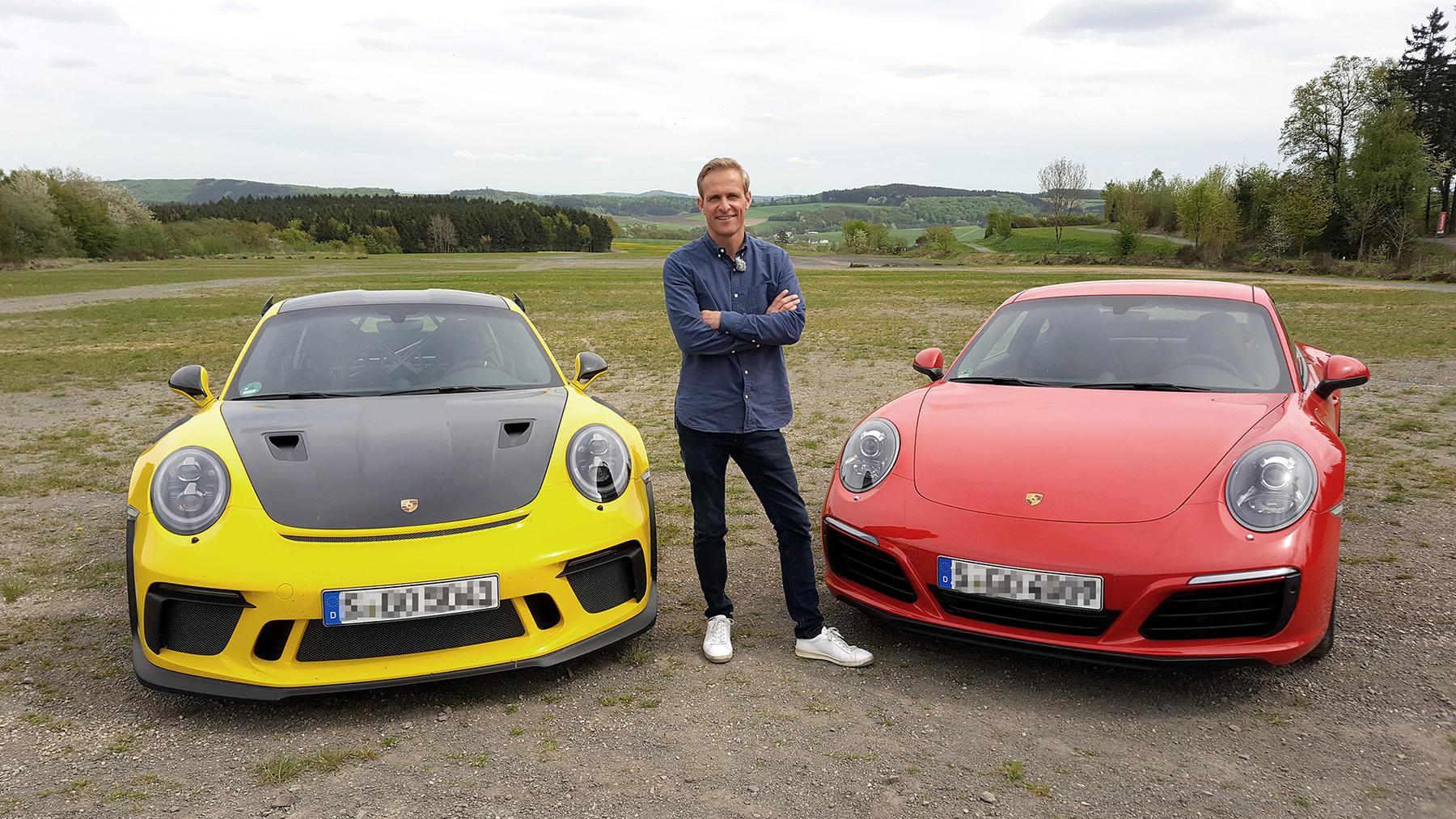 Det sucht Auto für Sabine | Autoversteigerung Chemnitz | Test Rückfahrkamera | VW Touareg vs. Volvo XC90 | 24h Le Mans | Porsche GT3 RS | Folge 448