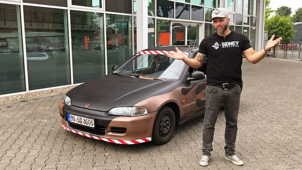 Det sucht Roadster | Horrortuning | Hamid sucht Luxuslimo | Porsche 919 Hybrid