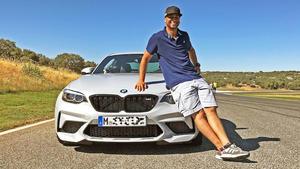 JP checkt den neuen BMW M2 Competition
