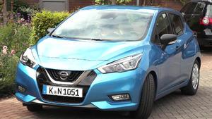 Thema u.a.: Fahrbericht Dauertest Nissan Micra mit Alex und Lance