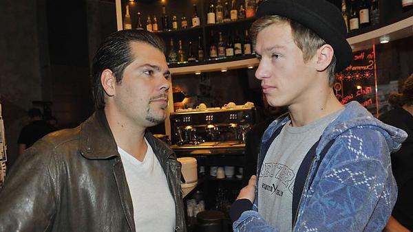 Leons Sorgen um Vince