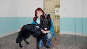 Handyspürhund Janka