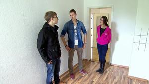 Studenten-WG in Leipzig