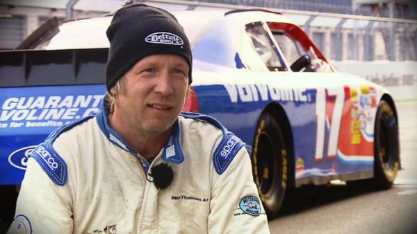 NASCAR versus GT Masters