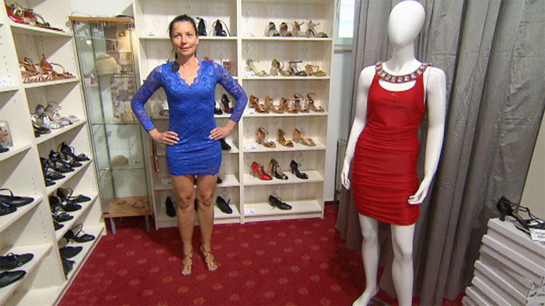 Gruppe Hannover Tag 5 Heike Shopping Queen Tvnow