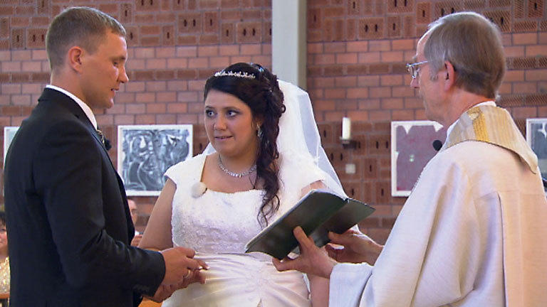 Tag 4: Svetlana und Vasilij/Heidenheim   4 Hochzeiten und eine Traumreise   TVNOW