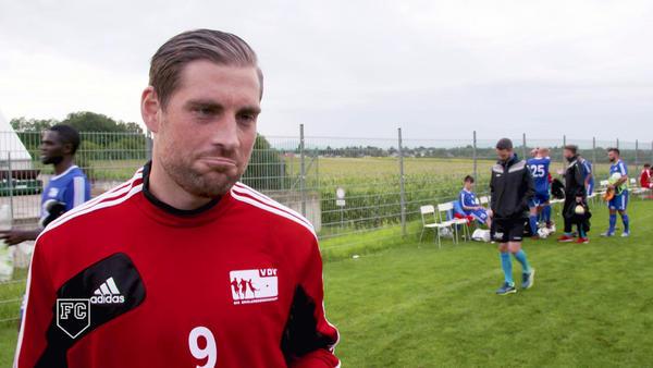 Michél Harrer möchte seine Chance nutzen