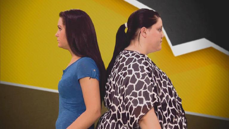 Sandra und Patrizia