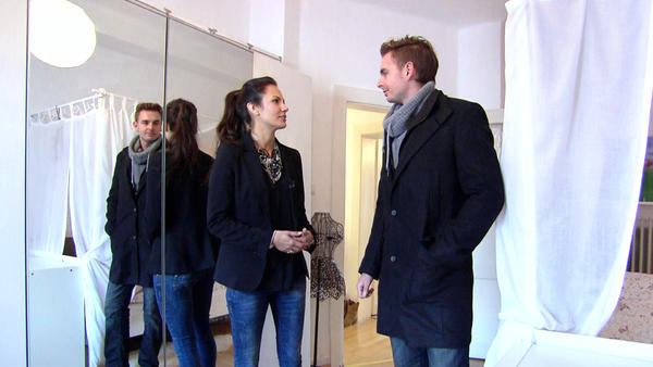 Flirt-Attacke in Bonn