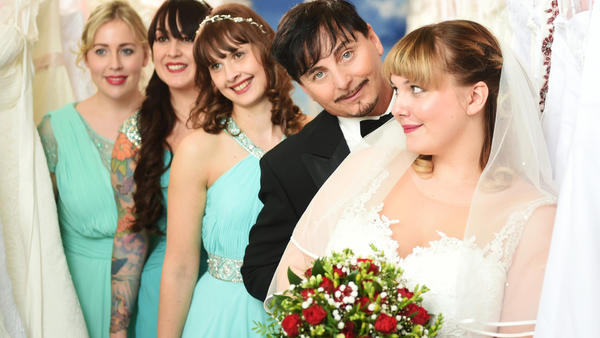 Eine perfektionistische Braut