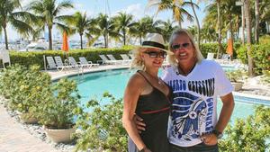 Von Barbados nach Miami