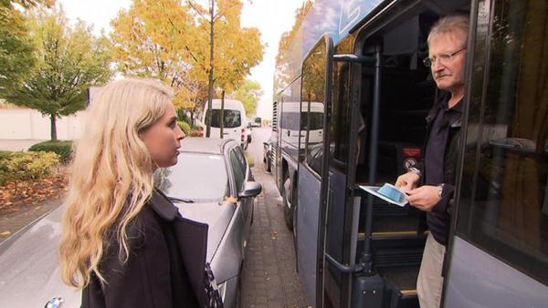 Manager schlittert durch Busfahrer in Lebenskrise