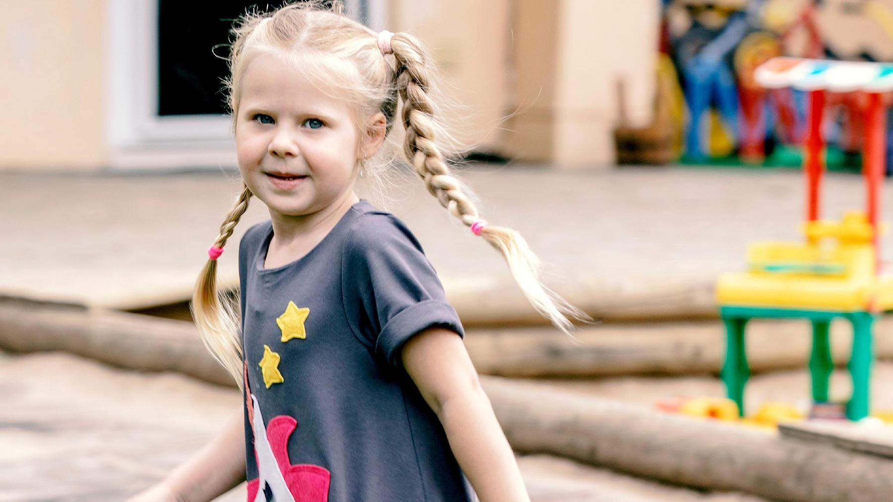 Die geheimnisvolle Welt der Kinder - Wir sind 4!