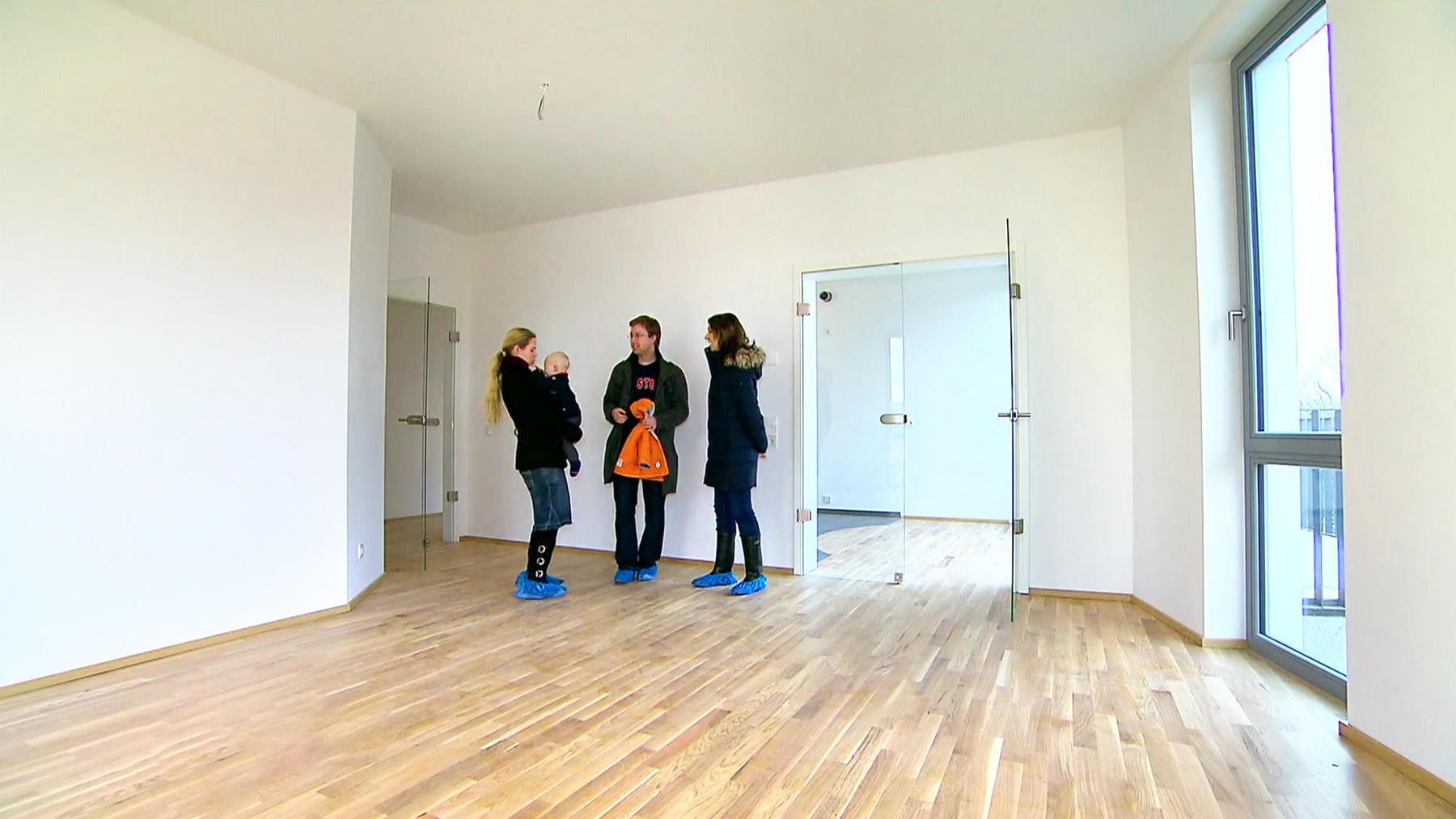 Größere Wohnung gesucht