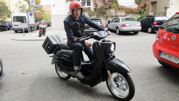 Det sucht Kleinwagen | Elektro-Bikes | Schrottplatz trifft Golfplatz | GRIP-Garage X |