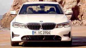 Thema u.a.: Der neue 3er BMW im Test