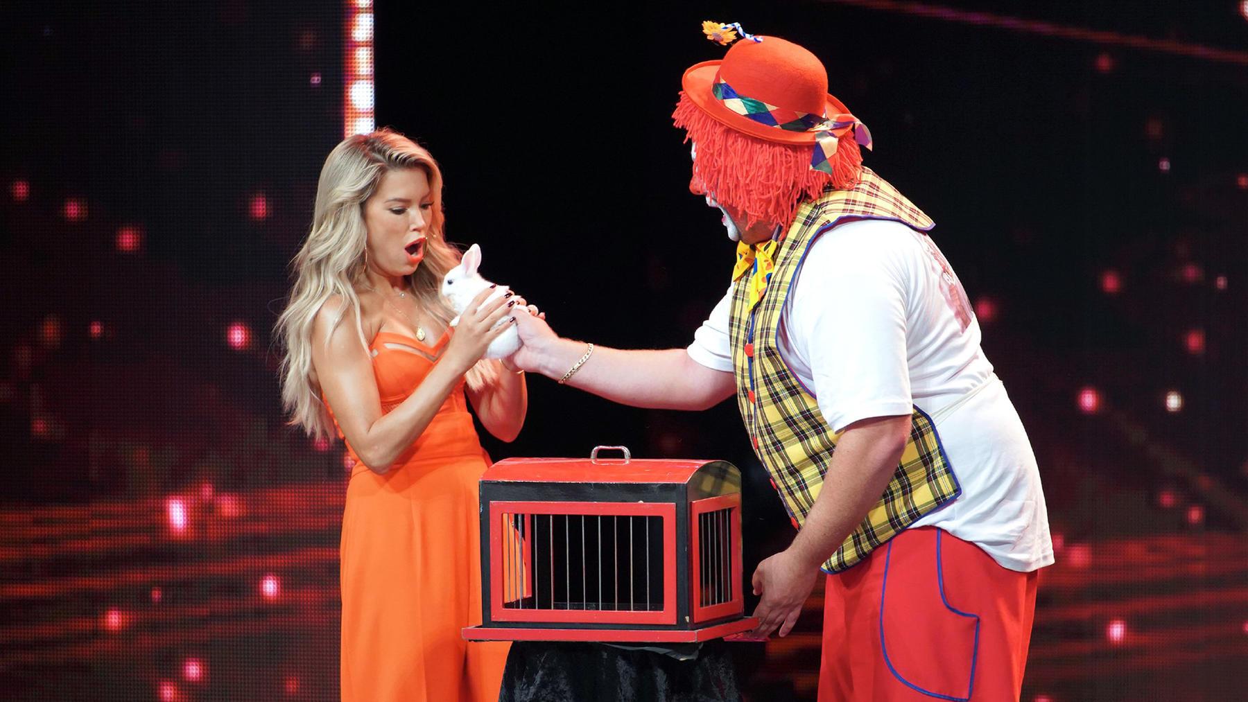 Zauberer und Clown | Folge 13