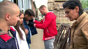 Falschgeld im Bordell | Kinder beim Kabelklau erwischt