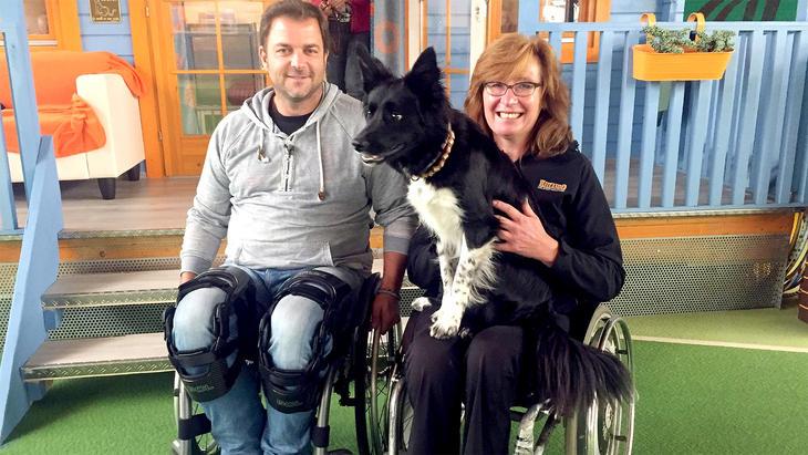 Folge 17: Das Rollstuhl-Experiment   Folge 4