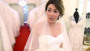 Eine äußerst unentschlossene Braut