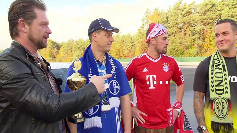 Wer ist Deutschlands schnellster Fußballfan?