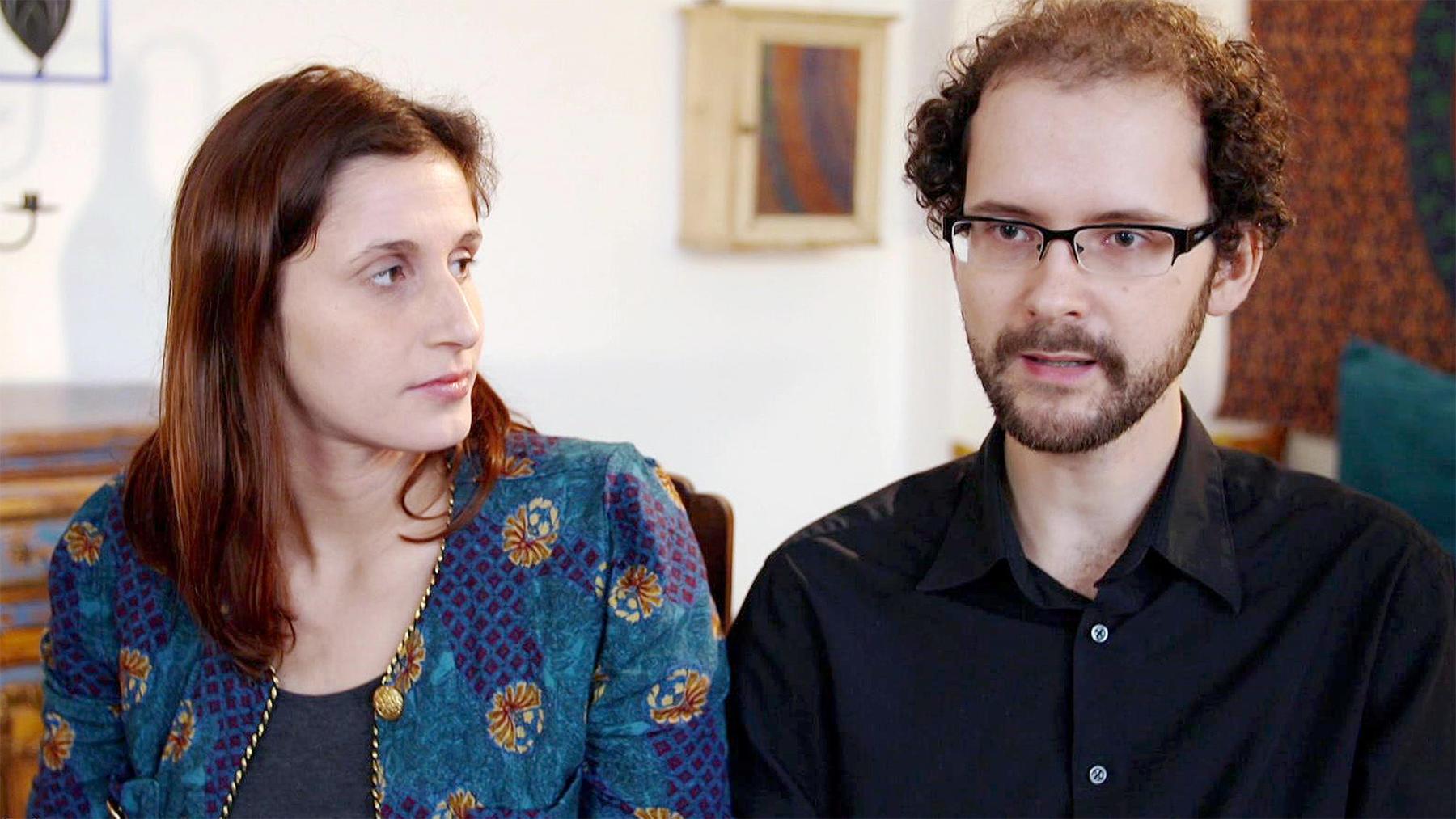 """Josephine und Olaf erziehen mit dem """"unerzogen""""-Konzept"""