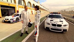 Rennen im BMW M3 DTM