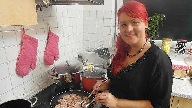 Gruppe 'Das Weihnachtsmenü': Tag 1 / Doreen   Das perfekte Dinner   TVNOW