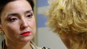 Simone setzt Diana unter Druck