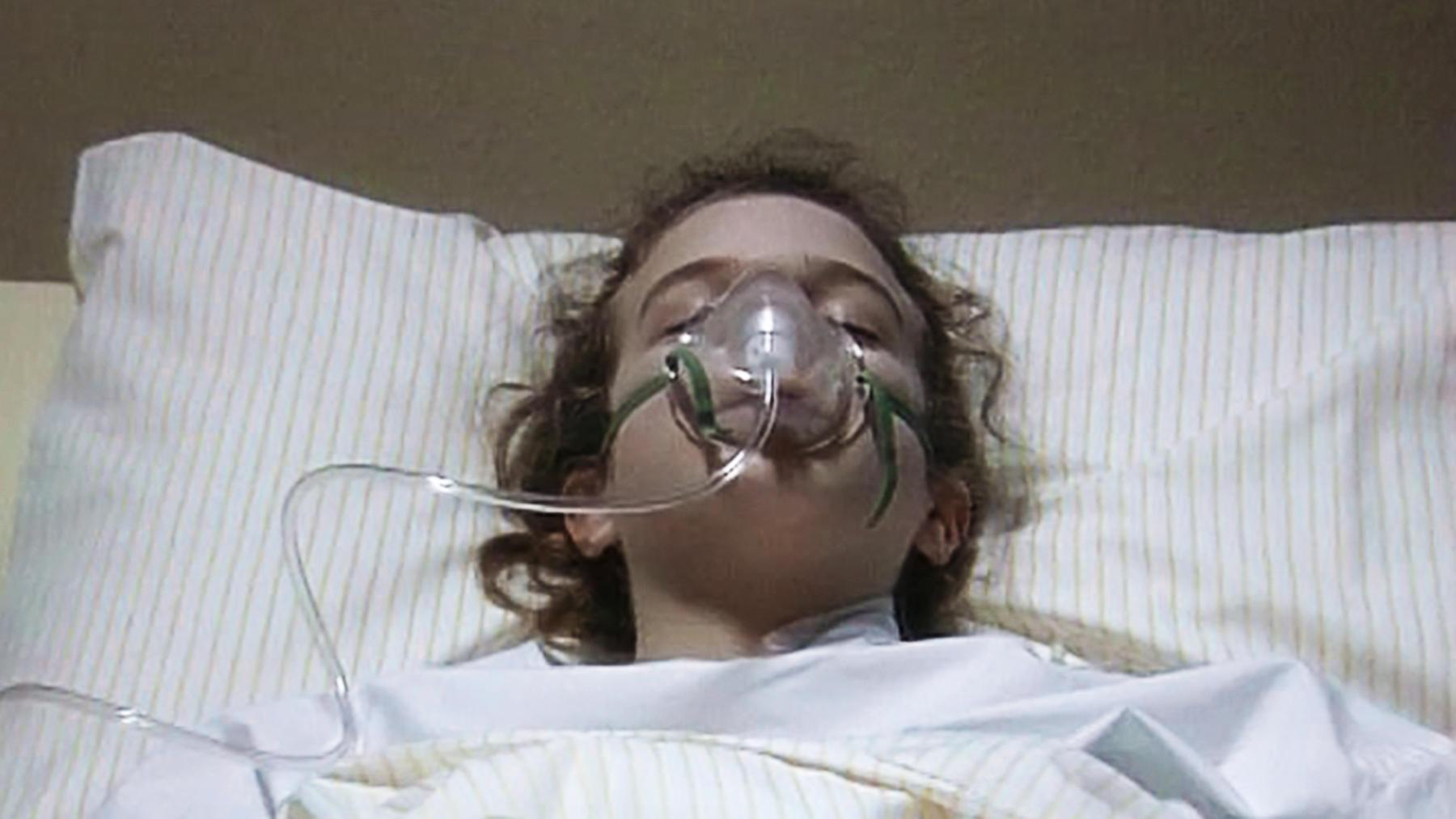 Schwer krank gefunden