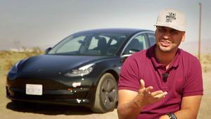 JP checkt Tesla 3 I Det sucht 450-Euro-Auto | Auktion Toffen | Neuwagen-Drift