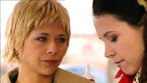 Jenny intrigiert gegen Diana
