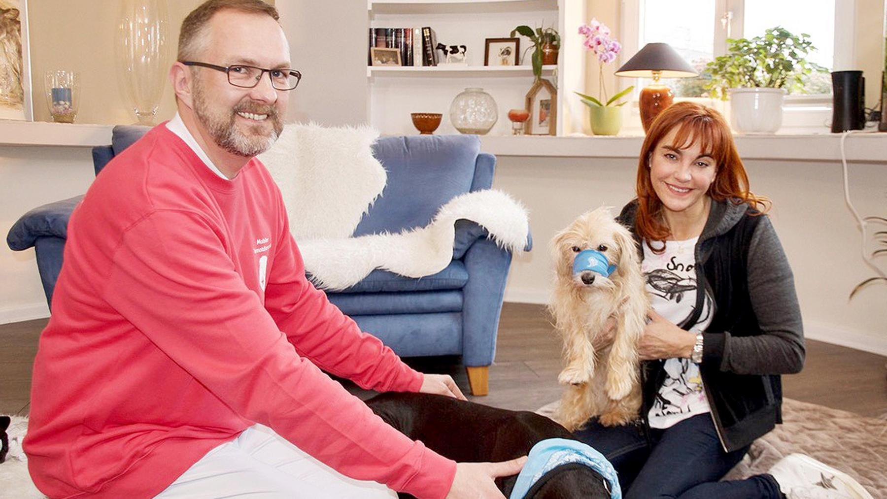 Thema heute u.a.: Erste Hilfe bei Hund & Katze